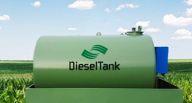 Servicii dieseltank Statie de incinta data in comodat